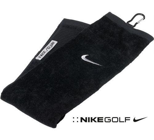 nike golf trifold handtuch besticken werbeartikel mit logo