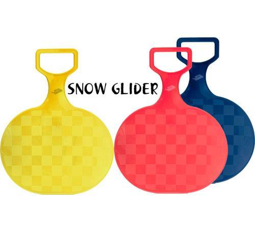 Schneeflitzer snowglider bedrucken werbeartikel mit logo