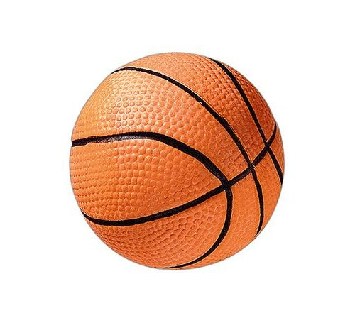 Springball basketball bedrucken werbeartikel mit logo
