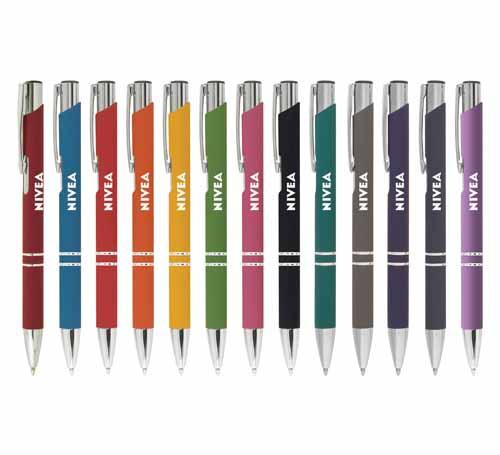 kugelschreiber crosby soft touch paragon mit gravur werbeartikel mit logo. Black Bedroom Furniture Sets. Home Design Ideas