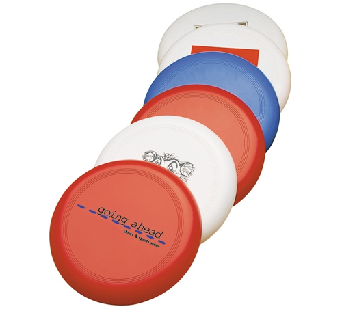 Frisbee midi bedrucken werbeartikel mit logo