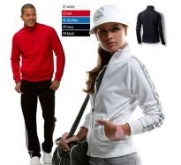 Slazenger Court Ladies Full Zip Sweater