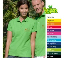 Lemon & Soda Promo Polo Ladies