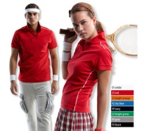 Slazenger Damen Backhand Polo