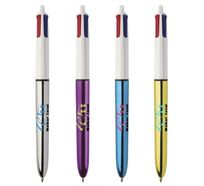 BIC 4 Colours Shine