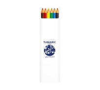 BIC Kids Evolution Ecolutions set of 6 colouring pencils