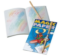 Malbuch Magic Paper