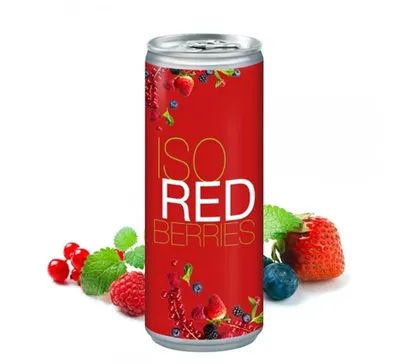 Iso Drink Redberries Dose